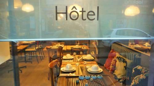 Arts Et Seine : Hotel near Haute-Normandie