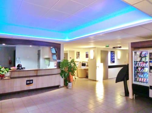 Ace Hotel Montluçon : Hotel near Vaux