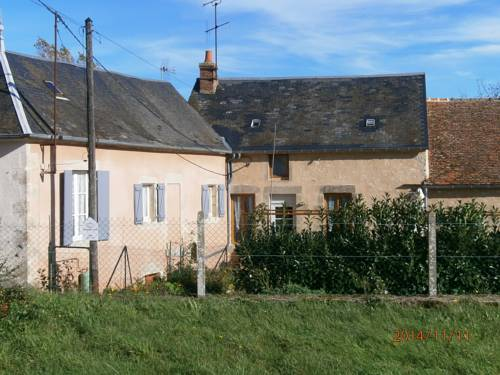 La Vache : Guest accommodation near Arthel