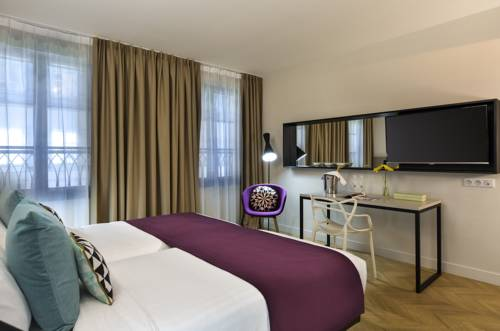 Citadines Opéra Paris : Guest accommodation near Paris 9e Arrondissement