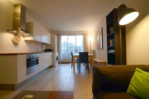 Bastille Marais Balcon Apartment : Apartment near Paris 11e Arrondissement
