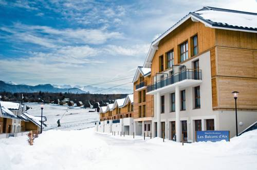 Les Balcons d'Aix : Guest accommodation near Chambéry