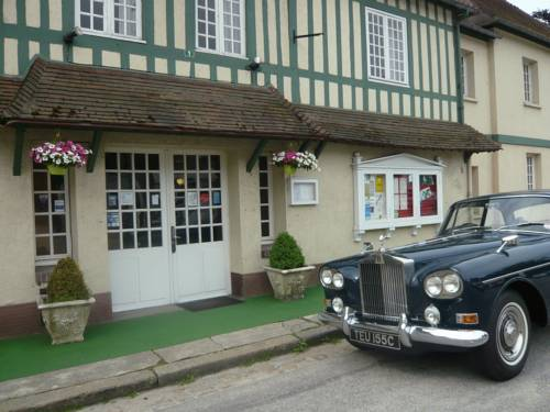 Le Soloro : Hotel near Villez-sur-le-Neubourg