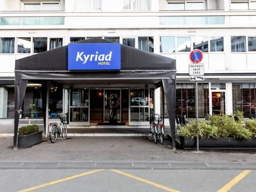 Kyriad Hotel Clermont Ferrand Centre : Hotel near Clermont-Ferrand