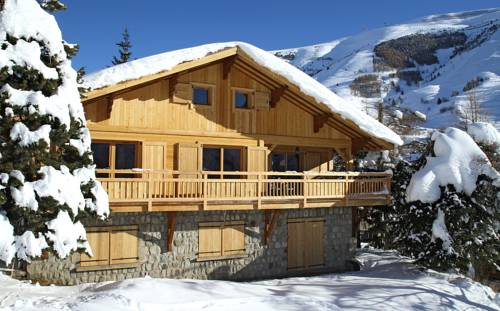 Odalys - Chalet La Muzelle : Guest accommodation near Vénosc