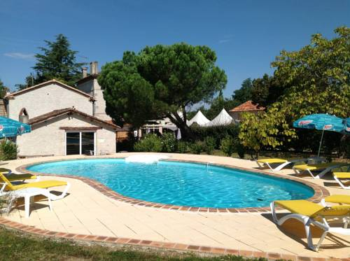 Chambres d'hôtes Le Baraillot : Bed and Breakfast near Thouars-sur-Garonne