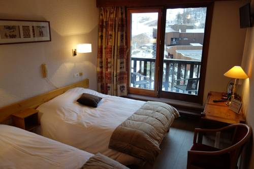 Hôtel L'Escale Blanche : Hotel near Les Orres