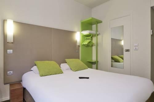 Campanile Paris Ouest - Porte de Champerret Levallois : Hotel near Levallois-Perret