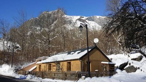 Le Chardon : Guest accommodation near Vénosc