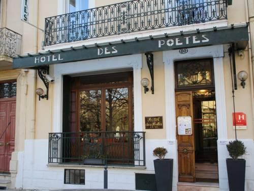 Hôtel Des Poètes : Hotel near Béziers