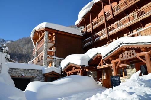 Langley La Foret : Hotel near Val-d'Isère