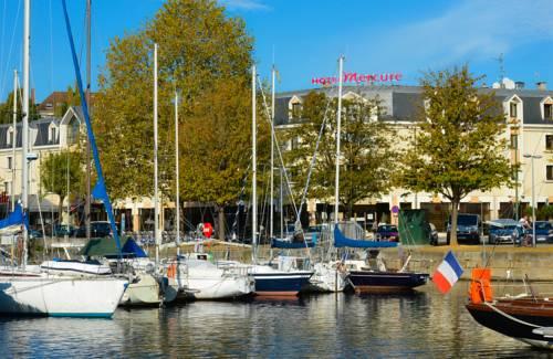 Mercure Caen Centre Port De Plaisance : Hotel near Caen