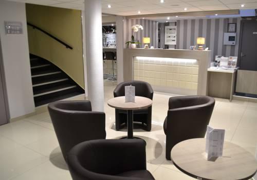 Contact Hôtel Lunotel Saint Lô : Hotel near Pont-Hébert