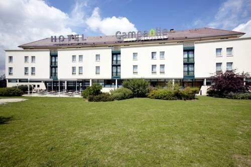 Campanile Marne la Vallée - Bussy Saint-Georges : Hotel near Ferrières-en-Brie