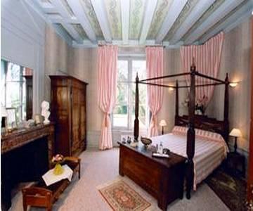 Chateau de Jallanges - CHC : Hotel near Chançay