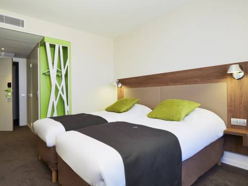 Campanile Bordeaux Ouest - Mérignac Aéroport : Hotel near Mérignac