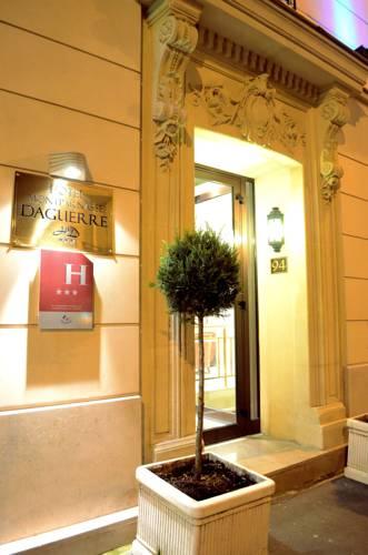Montparnasse Daguerre : Hotel near Paris 14e Arrondissement