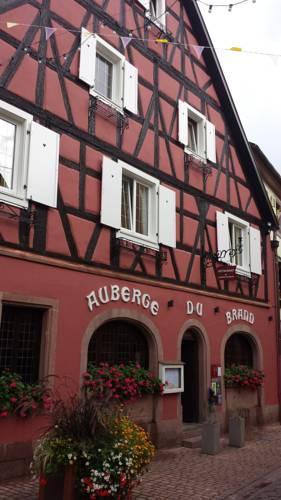 L'Auberge du Brand : Hotel near Niedermorschwihr