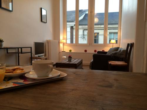 Appart Tourisme : Apartment near Laon
