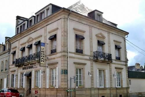 Hôtel Le Rohan : Hotel near Bieuzy