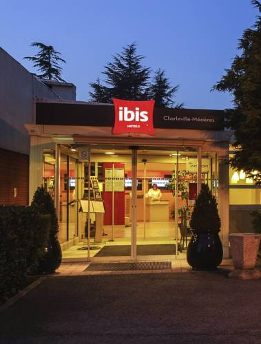 ibis Charleville Mezières : Hotel near Villers-Semeuse