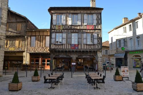 Café de France : Guest accommodation near Eauze