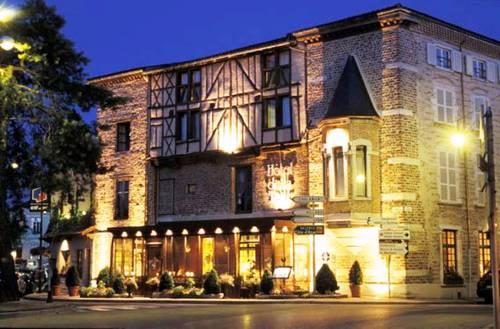 La Tour Cocooning & Gastronomie : Hotel near Marlieux