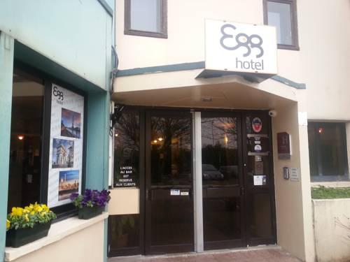 Egg Hotel Gonesse : Hotel near Sarcelles