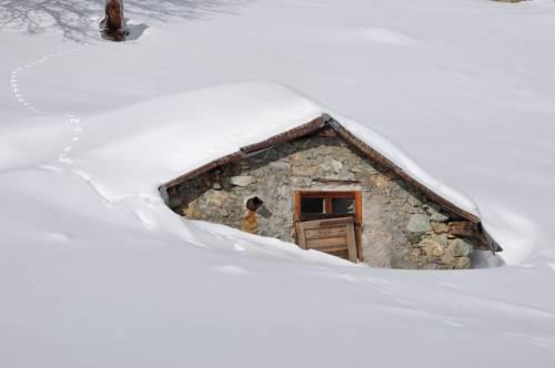 Yak Avenir : Hotel near Aiguilles