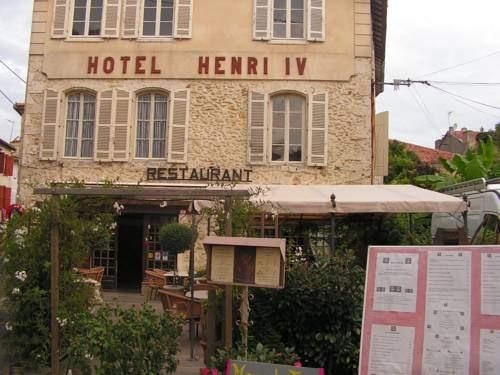 Hôtel Restaurant Henri IV : Hotel near Eauze