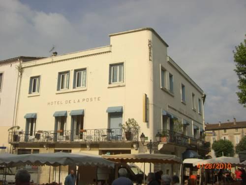 Hotel De La Poste : Hotel near Agonès
