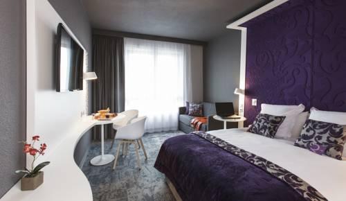 Mercure La Roche Sur Yon : Hotel near La Roche-sur-Yon
