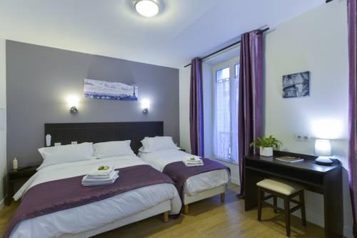 Hotel Du Quai De Seine Breakfast