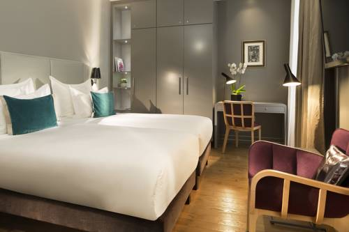 Meyerhold Hotel & SPA : Hotel near Paris 9e Arrondissement