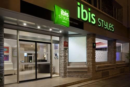 ibis Styles Niort Centre Grand Hotel : Hotel near Niort