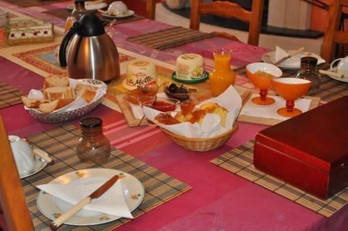 Le Clos du Marais : Bed and Breakfast near Chemillé