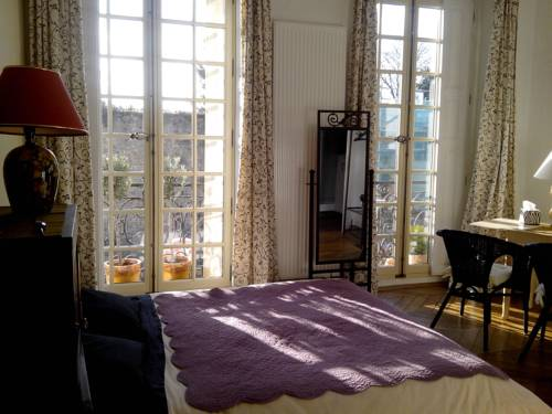 Chambre d'hôtes du Château : Bed and Breakfast near Boinville-le-Gaillard