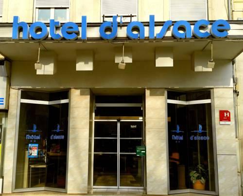 Hôtel d'Alsace : Hotel near Villeurbanne