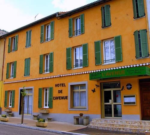 Hotel l'Avenue : Hotel near Annot