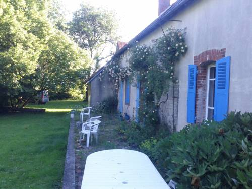 La Maison du Griffon : Guest accommodation near Treban