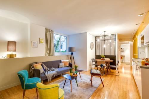 Sweet Inn Apartments - Rue Vaugirard : Apartment near Paris 6e Arrondissement