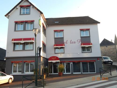 Hôtel Les Pieux : Hotel near Rauville-la-Bigot