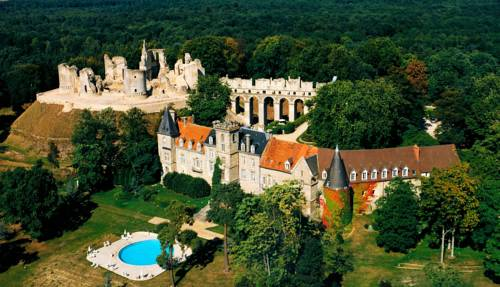 Chateau De Fere : Hotel near Launoy