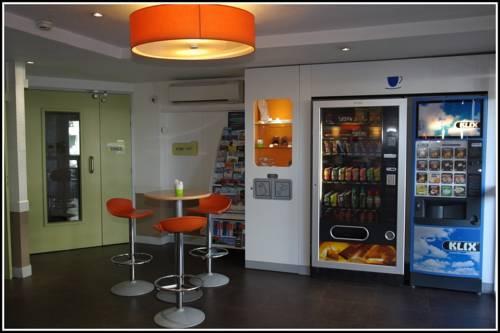 ibis budget Annemasse : Hotel near Reignier-Esery