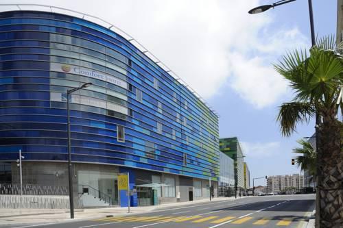 Comfort Hotel Centre Del Mon Perpignan : Hotel near Perpignan