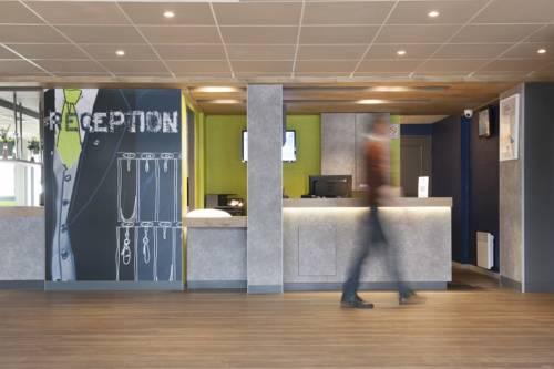 ibis budget Goussainville CDG : Hotel near Mareil-en-France