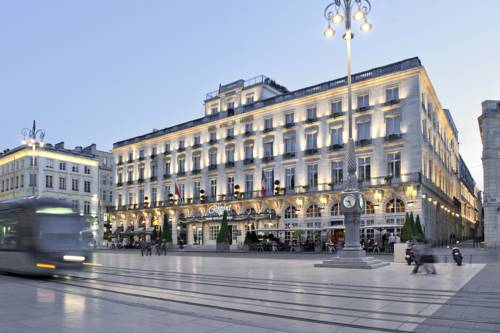 Grand Hotel de Bordeaux & Spa : Hotel near Aquitaine