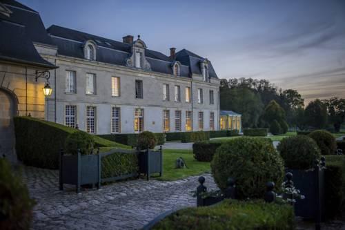 Château de Courcelles : Hotel near Aizy-Jouy