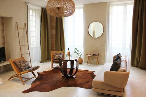 Hôtel particulier de Monméja : Apartment near Sarlat-la-Canéda