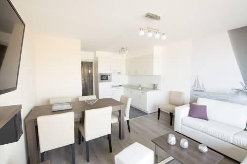 Holiday Suites Bray-Dunes Etoile de mer : Apartment near Dunkerque